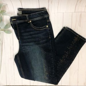 Chico's So Slimming 2.5 Ankle Jeans